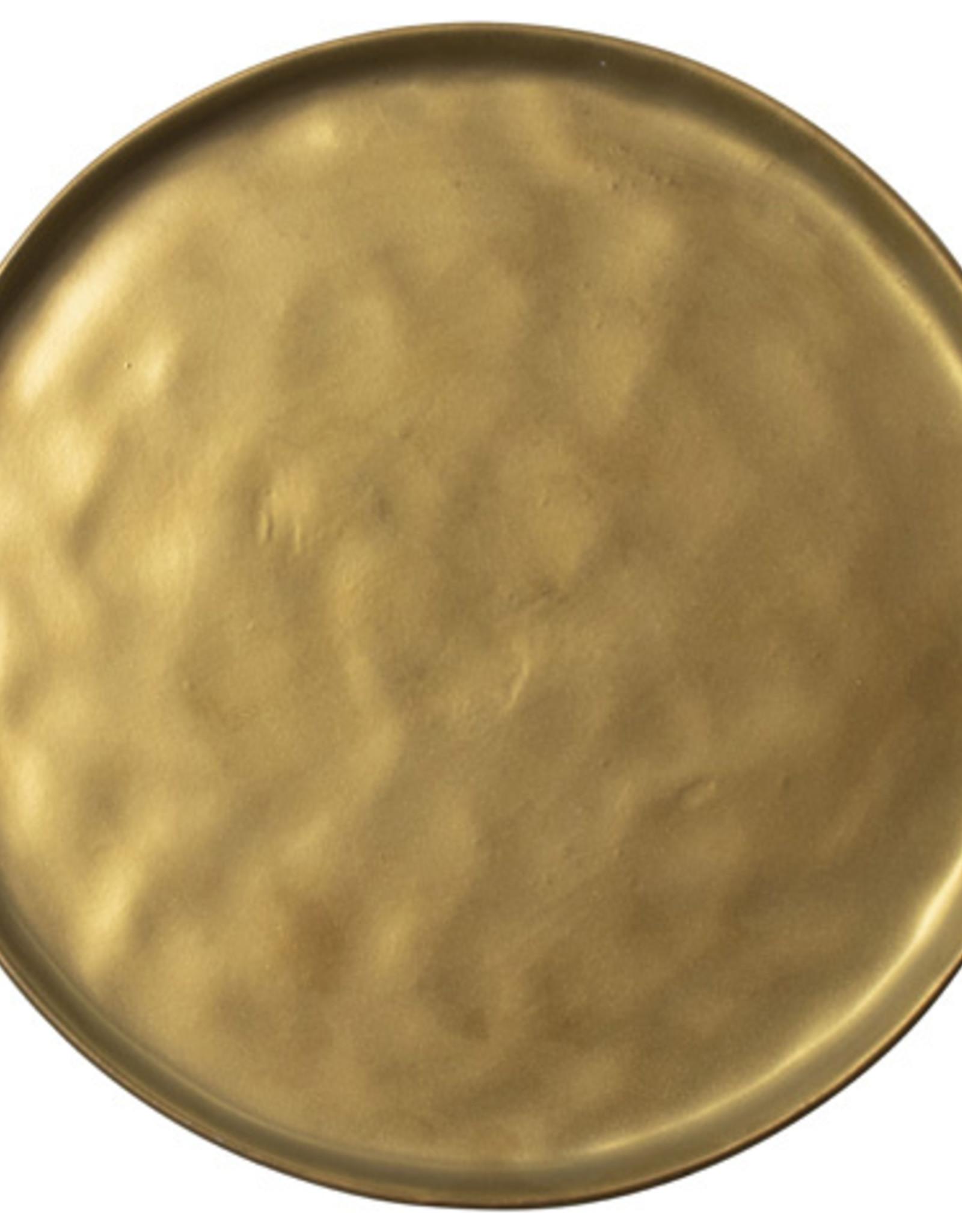 gusta Bord dia 20,5 cm Gold