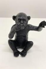 Set van 3 aapjes