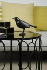 Home Delight Decoratieve zwarte vogel