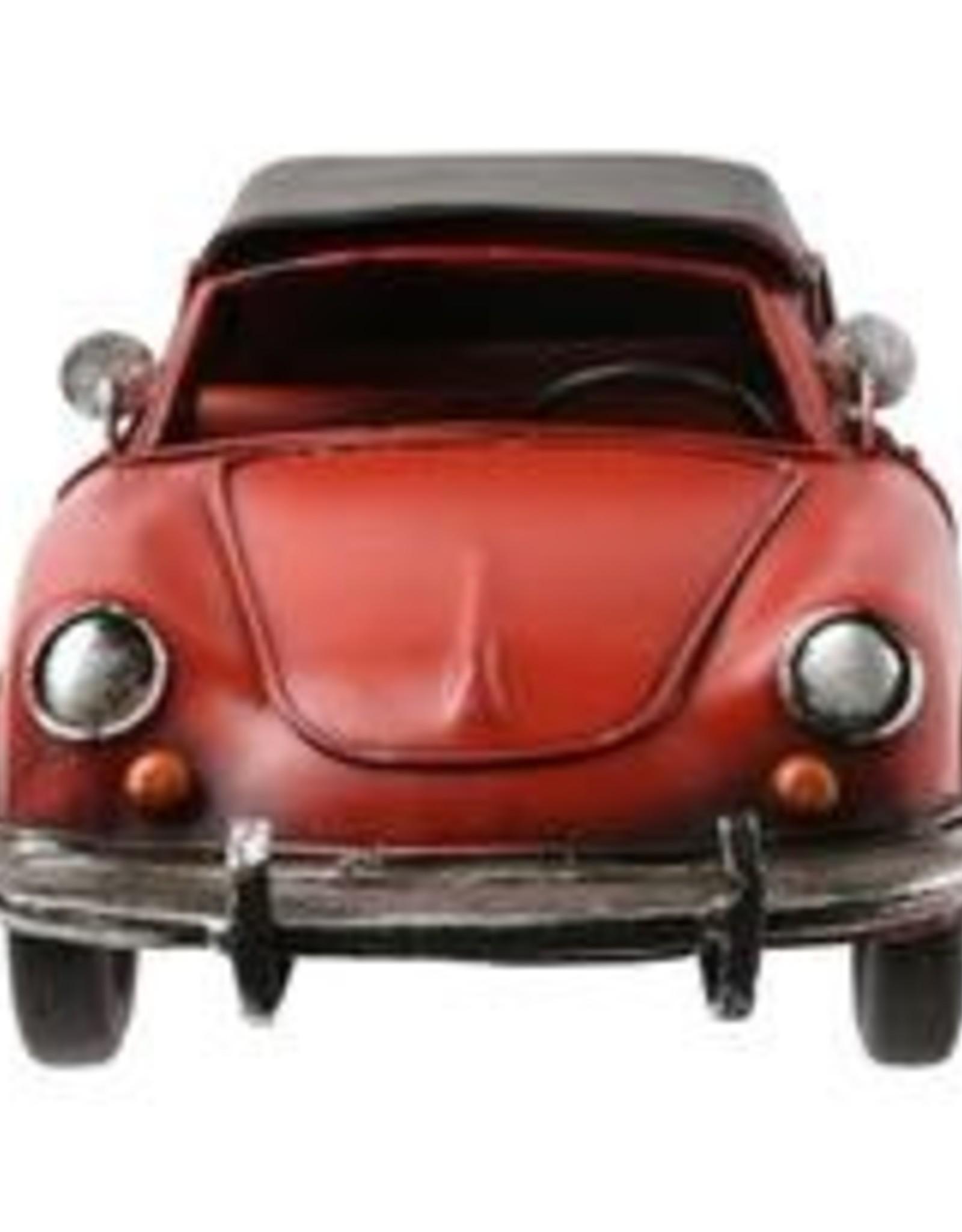 Clayre en Eef Auto-rood