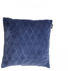 Lifestyle dascha pillow steel blue 50x50