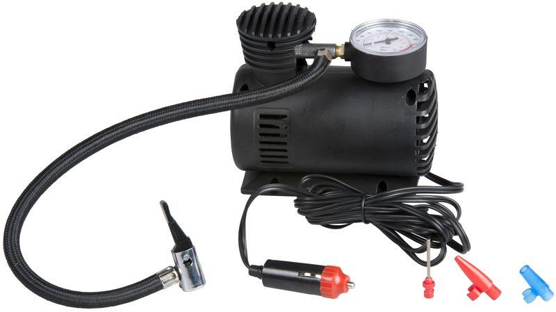 Lifetime Cars Compressor met manometer 12V