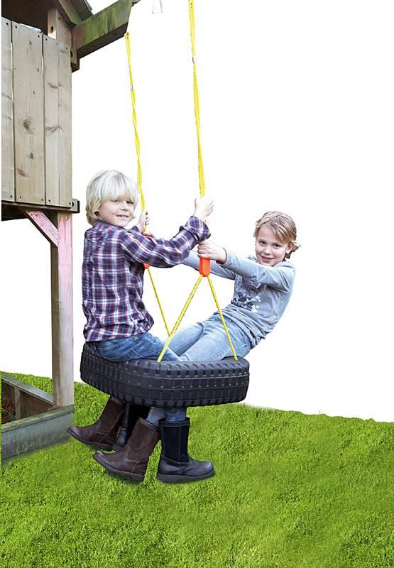 Schommelband voor 2 kinderen