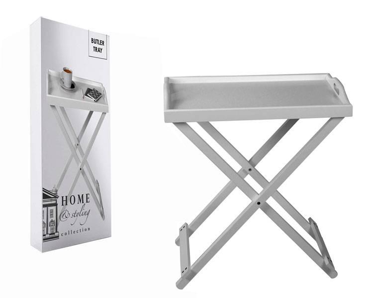Home & Styling Butler tray (dienblad met voet)