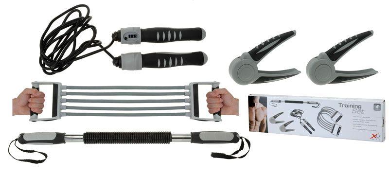 XQ Max Aerobic / training set (4 delig)