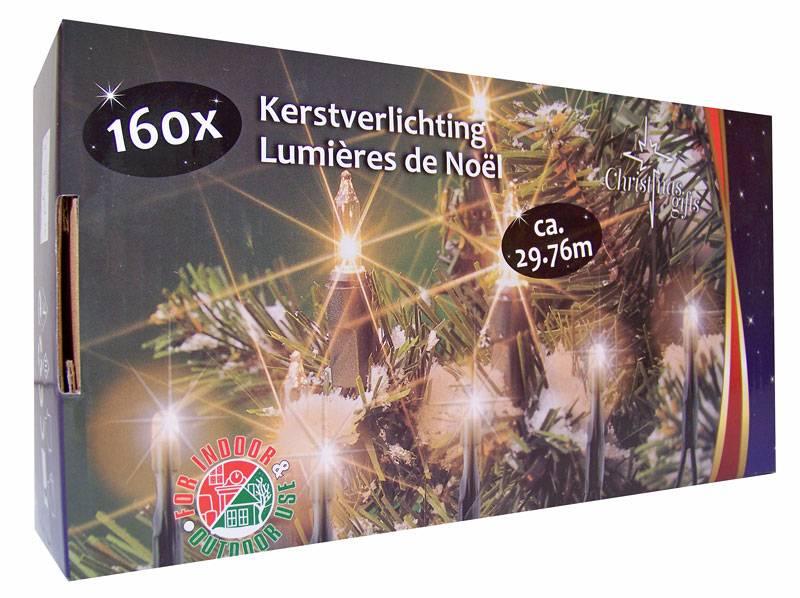 Christmas Gifts <br /> Kerstverlichting helder (160 lampjes)