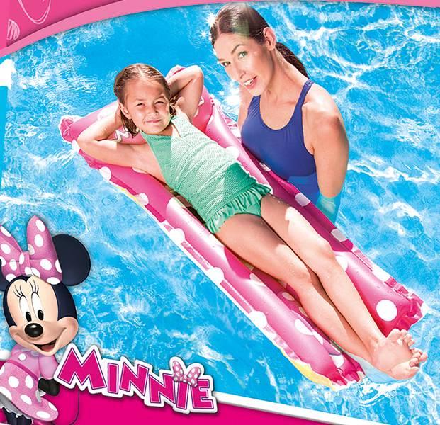 Bestway Luchtbed Minnie 119x61cm