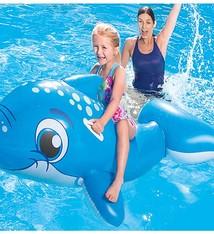 Bestway Ride-on dolfijn 157x89cm