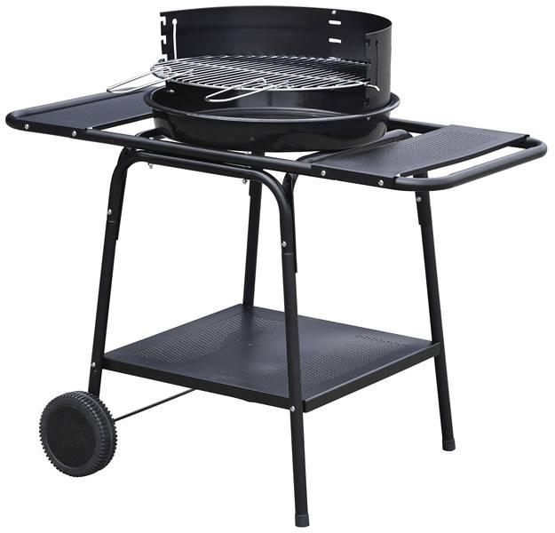 Verrijdbare barbecue / grill