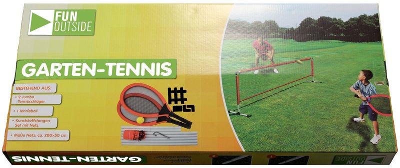 Tennisspel voor 2 personen