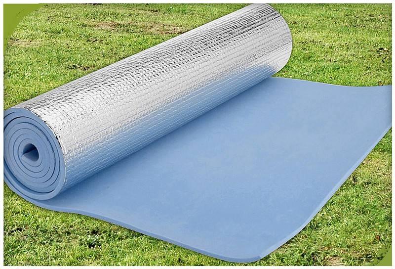 Redcliffs Campingmat aluminium 180x50cm
