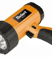 Defort DDL-60 LED zaklamp