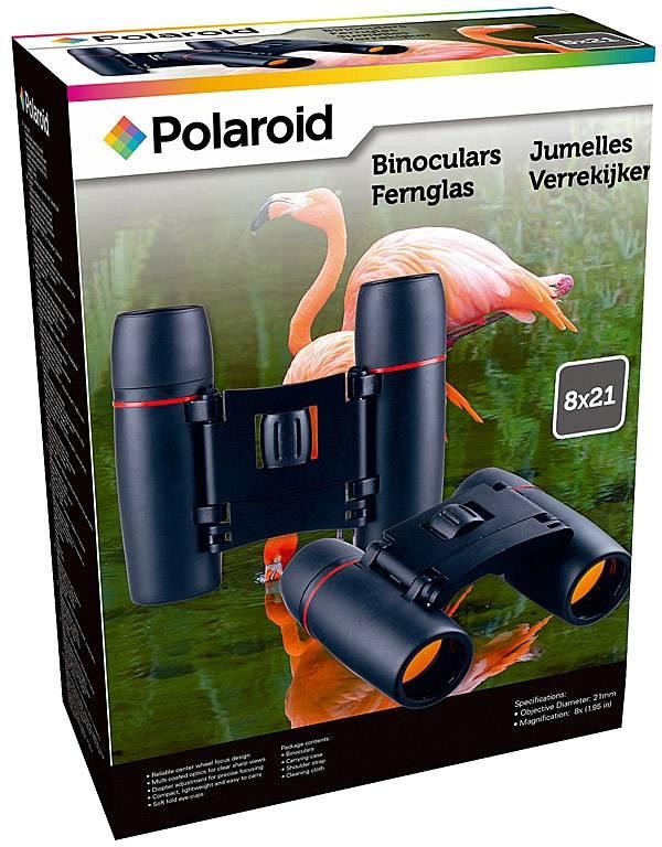 Polaroid Verrekijker 8 x 21