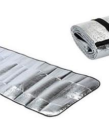 Redcliffs Campingmat aluminium 190x60cm