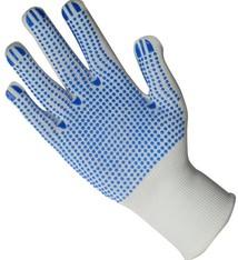 ToolPack Werkhandschoenen met noppen 9/L