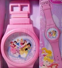 Disney Horlogeklok Princess
