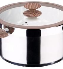San Ignacio Kookpan 24cm - 5.0 liter