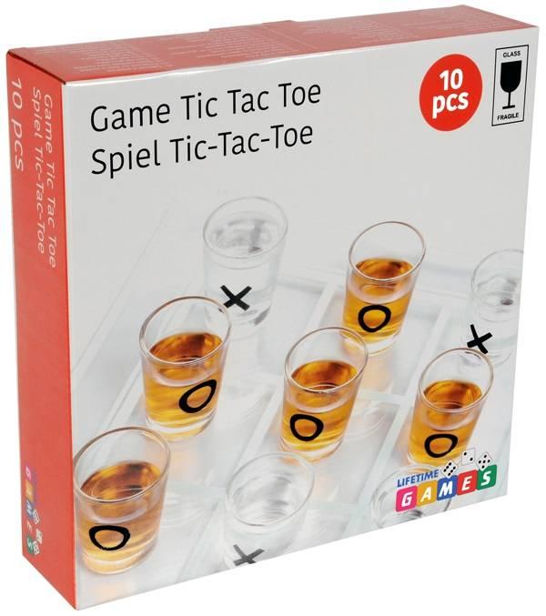 Tic Tac Toe Drankspel