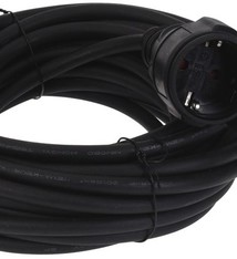 FXcontrol Verlengsnoer 10 meter Spatwaterdicht - geaard 3 x 1.5mm2