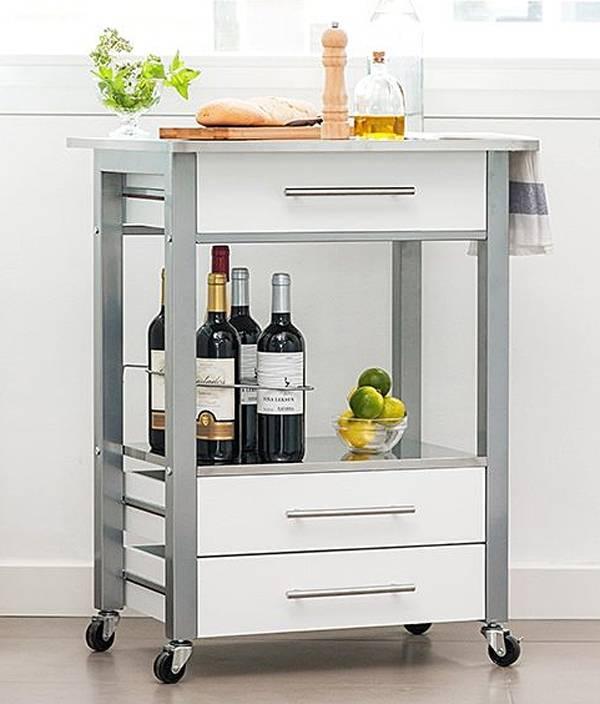 Excellent Houseware Moderne Keukentrolley