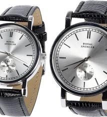 Horlogeset dames + herenhorloge