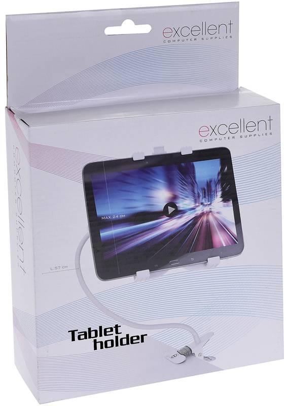 Excellent Flexibele tabletstandaard zwart
