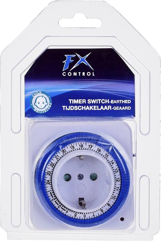 FXcontrol Tijdschakelklok