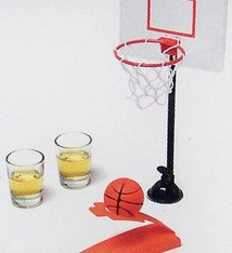 Basketbal drinkspel