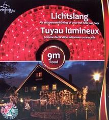 Christmas Gifts Lichtslang rood (9 m)