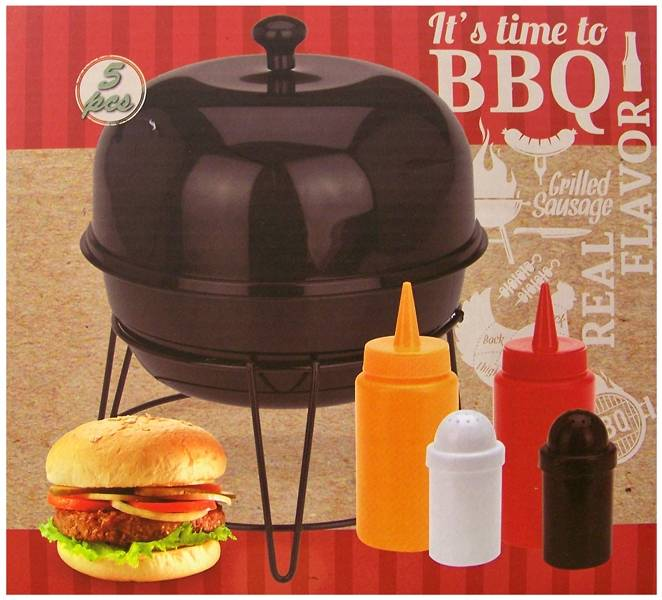 BBQ Menage set