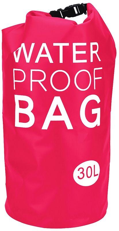 Waterdichte tas XXL 30L roze