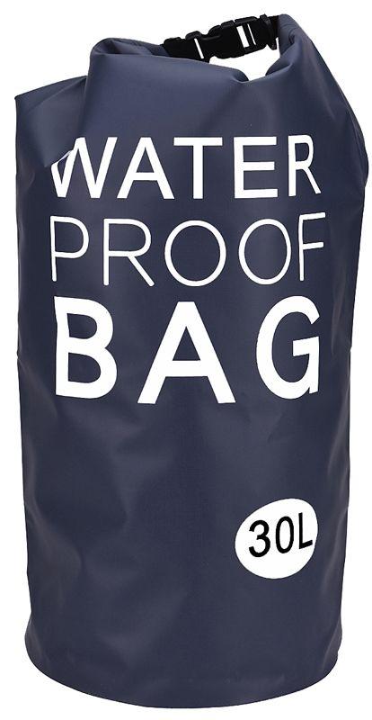 Waterdichte tas XXL 30L zwart