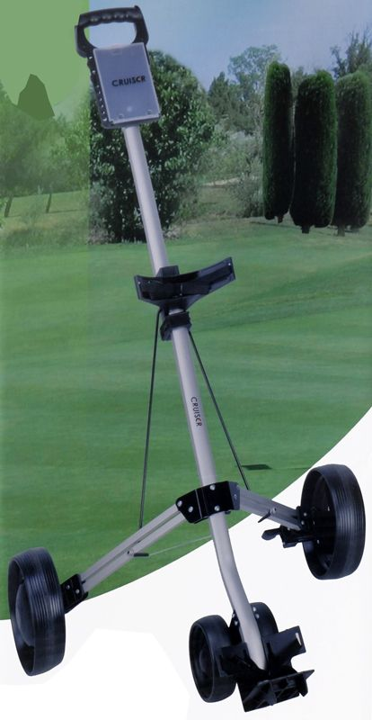 TW3 Golftrolley met 3 wielen