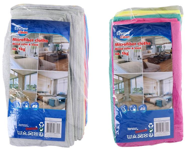 Lifetime Clean Microvezeldoek 1 KG bulkpak
