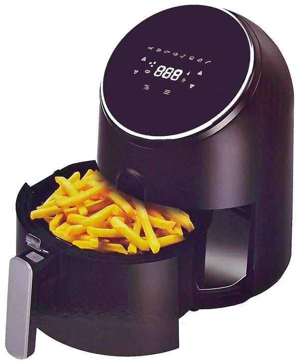 Digitale hetelucht friteuse 2.6L
