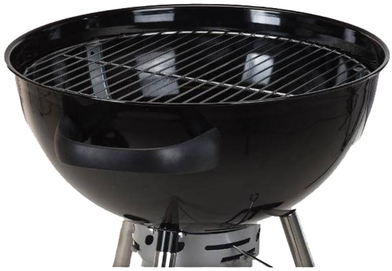 Barbecue met asopvangbak 57x100cm