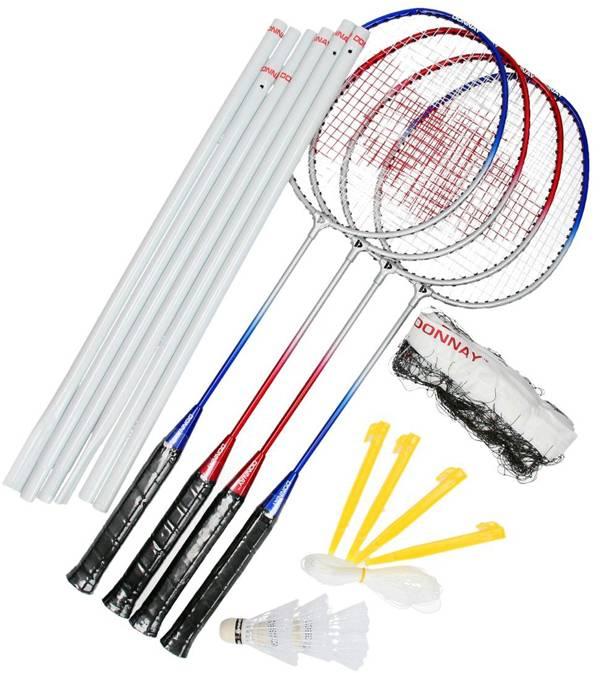 Donnay Badmintonset