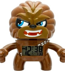 Bulbbotz Star Wars Chewbacca Alarm Klok