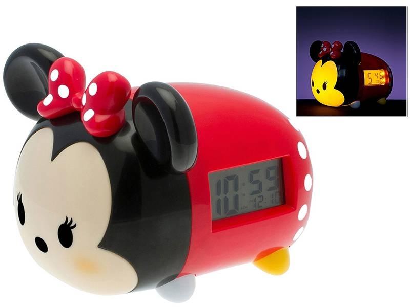 Bulbbotz Disney Minnie Mouse Alarm Klok