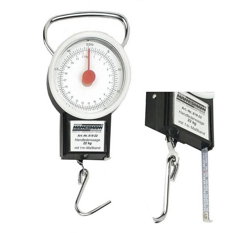 Bruder Mannesmann Handbagemeter 22kg