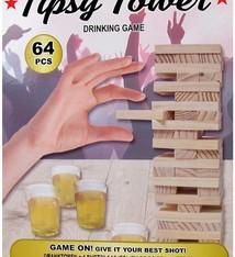 Tipsy Tower drinkspel