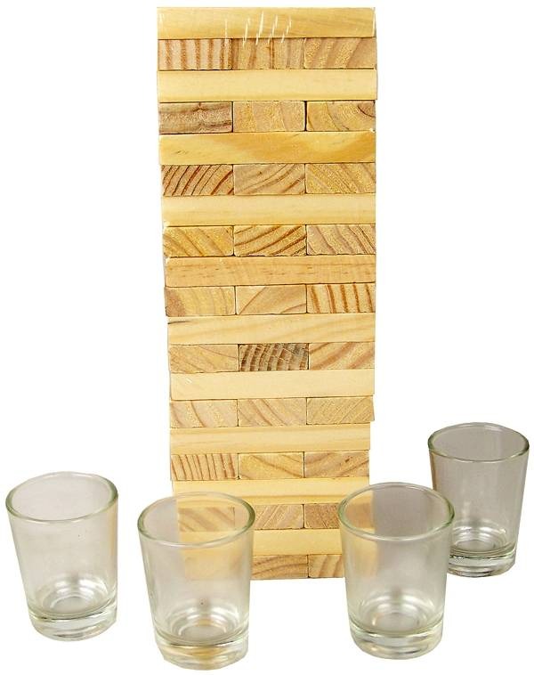 Tipsy Tower drinkspel