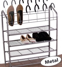 HomeStyle Schoenenrek voor 18 paar schoenen