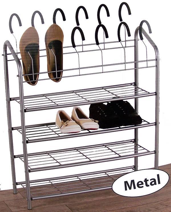 Doe Het Zelf Schoenenrek.Schoenenrek Voor 18 Paar Schoenen Webwinkelgigant Com
