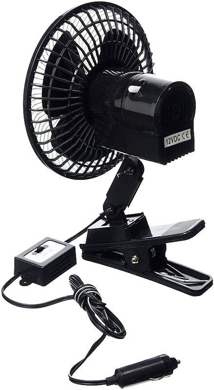All Ride Auto-ventilator 12V met klem