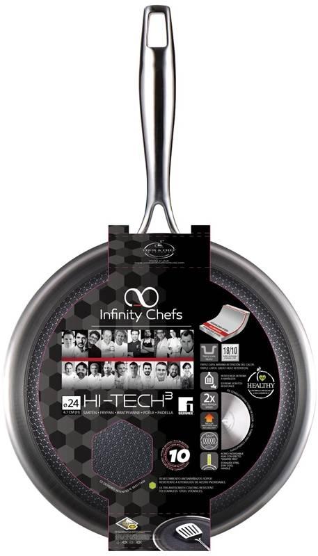 Bergner Infinity Chefs Koekenpan 28cm