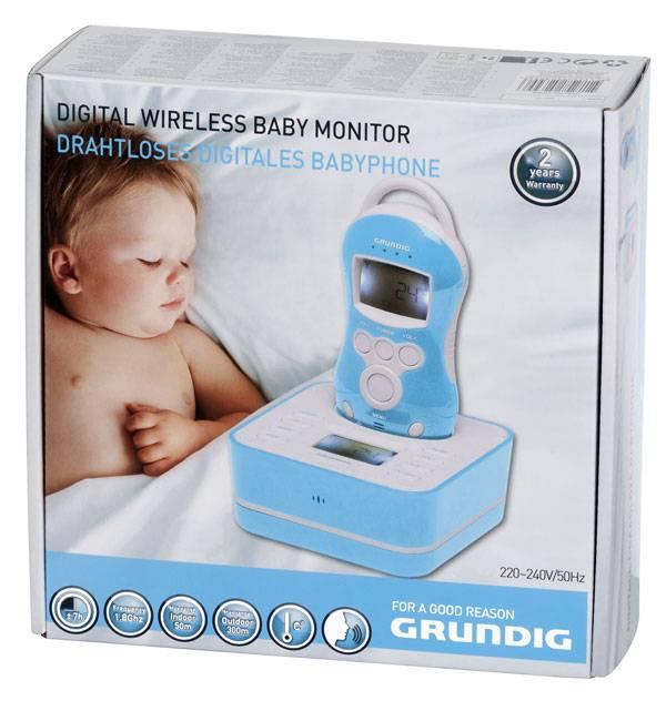 Grundig Babyfoon draadloos