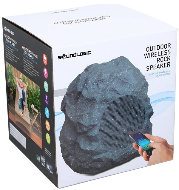 Soundlogic Outdoor Rock-speaker XL Bluetooth