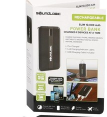 Soundlogic Powerbank - 10000mAh