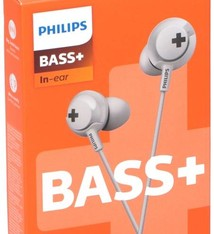 Philips SHE4300WT In-ear oordopjes